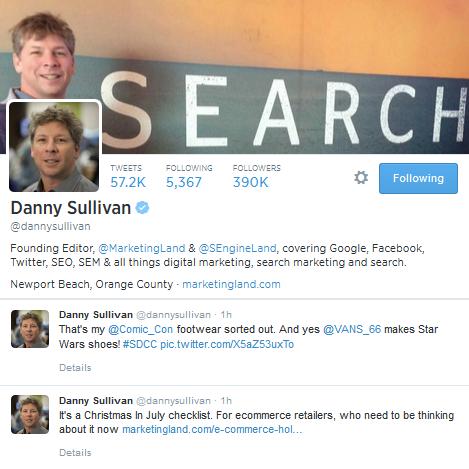DannySullivanBestSEOTWitter