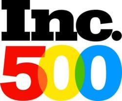 Inc. 500 logo   Teknicks Named to the Inc. 500 List for Second Consecutive Year