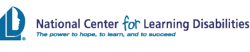 National Center for Learning Disabilities Logo | Teknicks Partners with National Center for Learning Disabilities