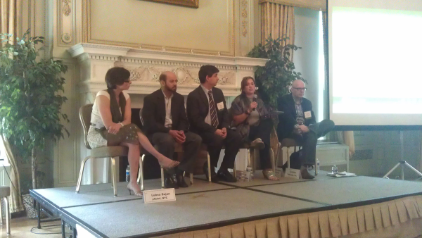 CJ Millar speaking at NJTC Mobile Panel Discussion | Teknicks Participates in NJTC Mobile Panel Discussion