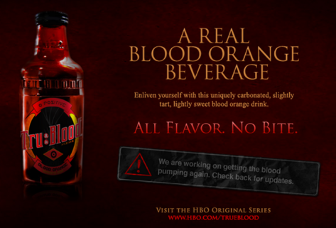 True Blood Ad | Who's Doing Marketing Better Than HBO? Not You...