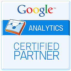 Partner Badge | Google Analytics Certified Partner