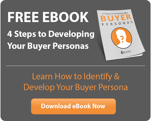 eBook | Developing Your Buyer Personas