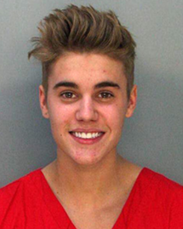 Justin Beiber Mugshot | 4 Tools For Awesome Visual Content