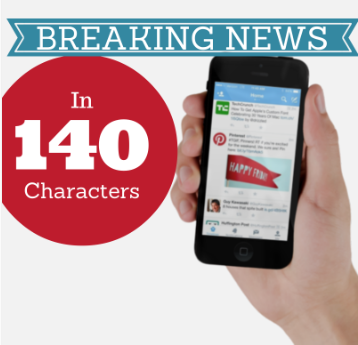 Twitter | Breaking News in 140 Characters