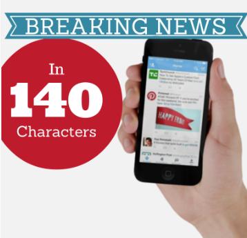 Twitter | Breaking News in 140 Characters