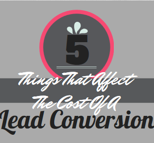 Lead Conversions | 5 Things That Affect Cost Of Lead Conversion