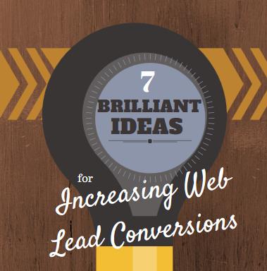 Lighbulb | 7 brilliant ideas for increasing web converions