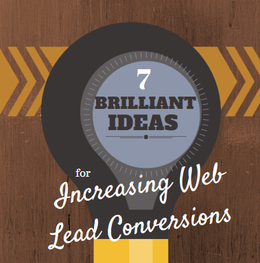 Lighbulb | 7 brilliant ideas for increasing web converions