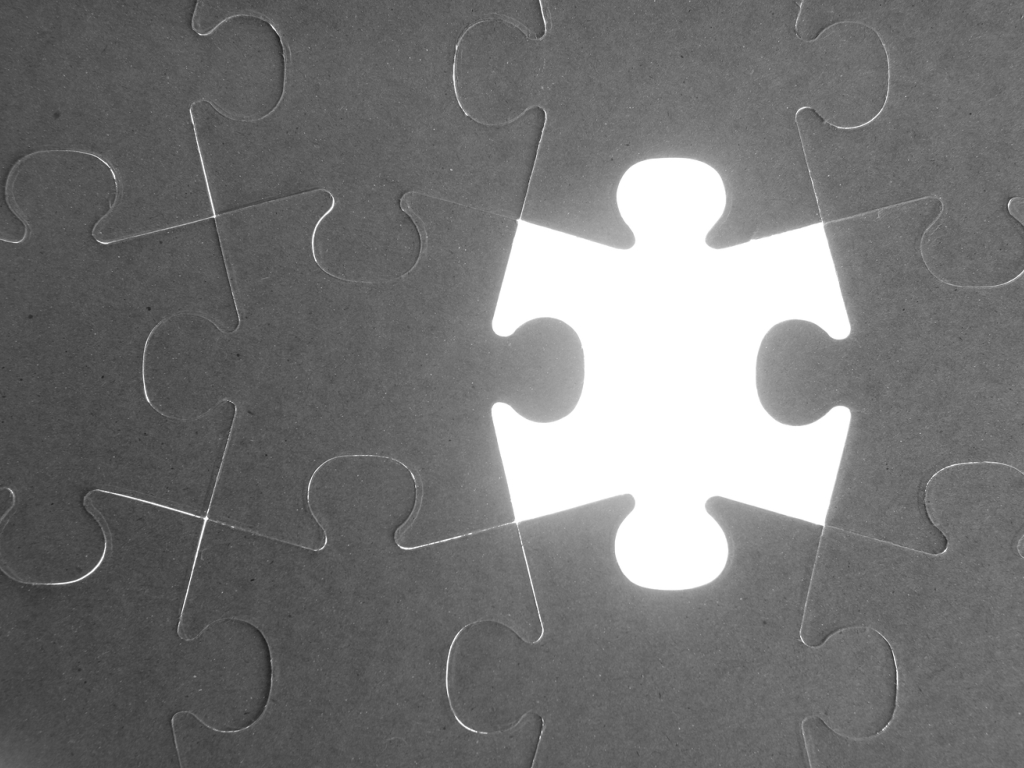 Puzzle Piece | Link Building Strategy