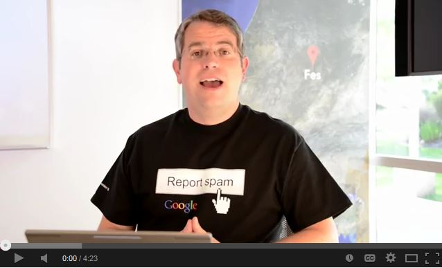 Matt Cutts   How To Determine If You've Been Hit By Google Penalty